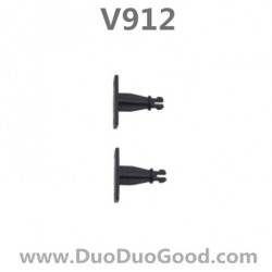 WLtoys V912 Helicopter Parts, Fixing for head Cover, WL-TOYS model V912 rc Heli spare parts, V-912