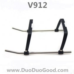 WLtoys V912 Helicopter Parts, Landing Gear, WL-TOYS model V912 rc Heli spare parts, V-912