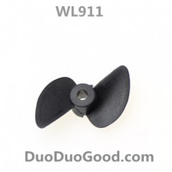WL911 RC Boat parts, Water rudder, Propeller, WLtoys WL-911 remote control Boat Accessories