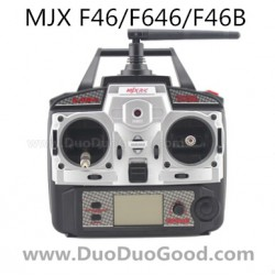 MJX F46 F646 Helicopter parts, Controller, mjxr/c F46B I-Heli single Helicopter, F-46 F-646