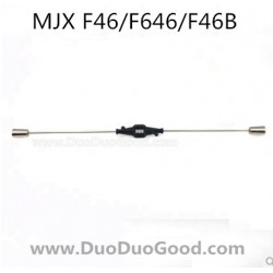 MJX F46 F646 Helicopter parts, Flybar, mjxr/c F46B I-Heli single Helicopter, F-46 F-646