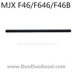 MJX F46 F646 Helicopter parts, Long Tail Pipe, mjxr/c F46B I-Heli single Helicopter, F-46 F-646