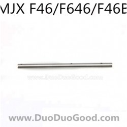 MJX F46 F646 Helicopter parts, Hollow Pipe, mjxr/c F46B I-Heli single Helicopter, F-46 F-646