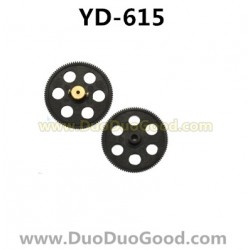 Attop YD-615 Helicopter Parts, main Gear, Attoptoys RGDS YD615 rc Helicopter Toys