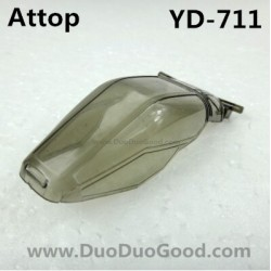 Attop YD-711 Helicopter parts, Head Cover, Attoptoys YD711 Avatar fighting plane Aircaft