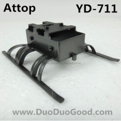 Attop YD-711 Helicopter parts, Landing Skid, Attoptoys YD711 Avatar fighting plane Aircaft