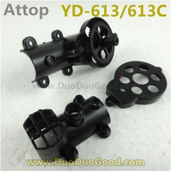 Attop YD-613 Helicopter parts, Tail motor Box, Attoptoys YD-613C YD613 YD613C RC helicopter accessories