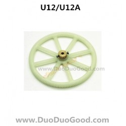 UdiR/C U12 U12A helicopter parts, Under Gear, Udi rc U-12 heli, Udirc U-12A rc helicopter