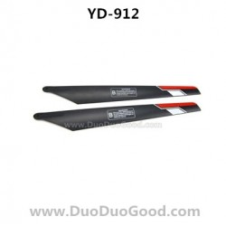 Attop YD-912 RC helicopter parts, Main Rotor A, attoptoys YD912 2.4G remote control helicopter