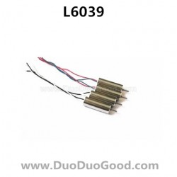 Lishitoys L6039 Quadcopter parts, main Motor, Lishi toys L-6039 RC UFO, 6 axis Quad copter
