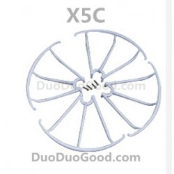 SyMa X5C Quadcopter Parts, Protective Ring 4PCS, X5 Remote control helicopter, RC UFO, Explorers 2.4G 4ch 6 axis