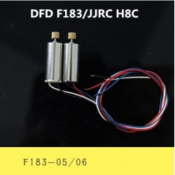 DFD F183 RC quadcopter parts, Main motor, JJR/C H8C ufo