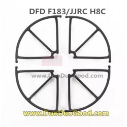 DFD F183 Quadrocopter parts, Protect Ring, JJRC H8C ufo