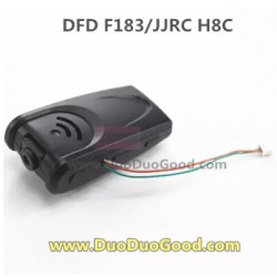 DFD F183 rc quadcopter parts, HD Camera 200W, jjrc H8C ufo.