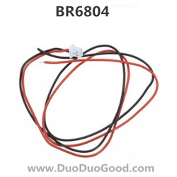 BORONG BR6804 large Quadrocopter, motor wire, BO RONG br-6804 UFO