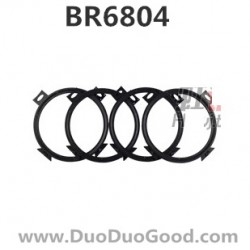BORONG BR6804 rc quadcopter, Protect Ring, bo rong BR-6804 UFO