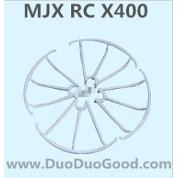 MJXR/C X-Series X400 Quadcopter, Protect Ring, MJX RC X-400 UFO