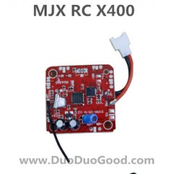 MJXR/C X-Series X400 Quadcopter, PCB Board, MJX RC X-400 UFO