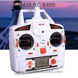 MJXR/C X-Series X400 Quadcopter, Transmitter, MJX RC X-400 UFO