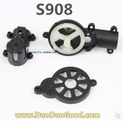 Subotech S908 FIRE Cattle Helicopter Spare parts, Tail motor Box, S-908 heli