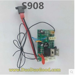 Subotech S908 fire cattle Helicopter parts, pcb Board, S-908 helikopter