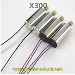 MJX RC X-Series X300 FPV 2.4G quadcopter parts, Main Motor, X-300 UFO