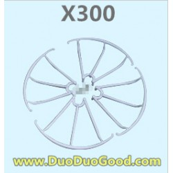 MJX RC X-Series X300 FPV 2.4G quadcopter parts, Protect Ring, X-300 UFO