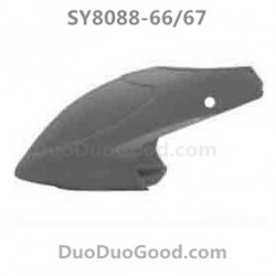 SY8088-66 RC Helicopter Parts, Head Cover, SongYang SY-8088-66, Remote control Helikopter Accessories