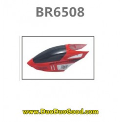 BR Model BR6508 Helicopter,  Head Cover, BORONG RC helikopter parts
