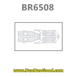 BR Model BR6508 Helicopter,  Metal Plate, BORONG RC helikopter parts