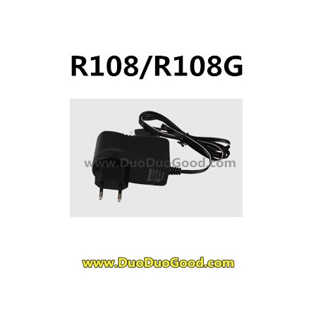 RunQia toys R108 R108G Helicopter parts, Charger, Run qia R-108 helikopter