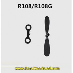 RunQia toys R108 R108G Helicopter parts, Tail and Buckle, Run qia R-108 helikopter