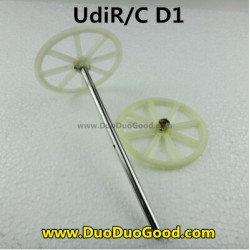 UdiR/C D1 2.4G Control Helicopter Parts, Main Gear, Udi Helikopter