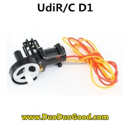 UdiR/C D1 2.4G Control Helicopter Parts, Tail Motor, Udi Helikopter