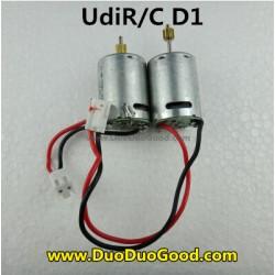 UdiR/C D1 2.4G Control Helicopter Parts, Main Motor, Udi Helikopter