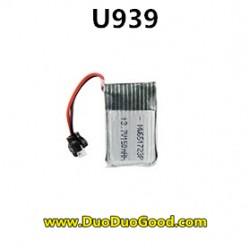 Udir/c U939 6 axis Gyro Quadcopter Parts, Lipo BatteryU939