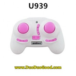Udir/c U939 6 axis Gyro Quadcopter Parts, Controller, U939