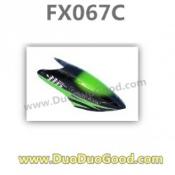 Feiluntoys FX067C 2.4G Flybarless helicopter parts, Head Cover, Feilun 6-Aaxis copter
