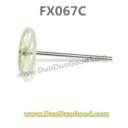 Feiluntoys FX067C 2.4G Flybarless helicopter parts, Main Gear With Hollow pipe, Feilun 6-Aaxis copter