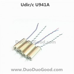 Udir/c NANO RX 4 U941A Quadcopter parts, Motor, 3d flying 2.4Ghz UFO