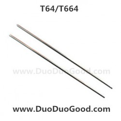 MJX R/C T64 T664 FPV Helicopter Parts, support Tube, 2.4G RC Helikopter