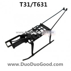 MJX T-Series T31 RC helicopter Parts, Landing Gear, T631 Helikopter
