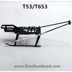 MJX T-Series T53 RC helicopter Parts, Landing Gear, T653 3CH small Helikopter