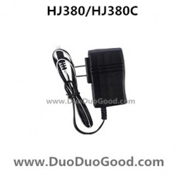 HuaJun Challenger HJ380 HJ380C Quadcopter Parts, US Charger, 2.4G 6-Axia UFO