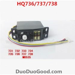 HQ731 HQ732 HQ733 HQ734 HQ735 HQ736 HQ737 HQ738 rc Car Parts, Servo, Hqtoys HuanQi remote control Car