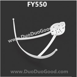 FAYEE FY550 Quadrocopter 2.4G FOUR-ROTOR flying saucer, Protect Ring