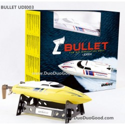Udirc Bullet UDI003 smulation Boat, 2.4G high speed 15Km/H, water Cooling system