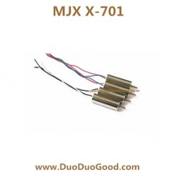 MJX X-701 Quad-copter parts, Motor, X-Series 2.4G 3D Roll X701 UFO