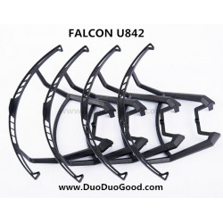 Udi FALCON U842 Quad-copter parts, Protect Ring, UdiR/C U-842 Quadrocopter-10