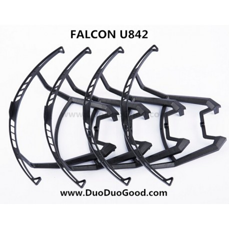 Udi FALCON U842 Quad-copter parts, Protect Ring, UdiR/C U-842 Quadrocopter-10